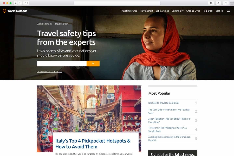 WN - Safety Index – 1